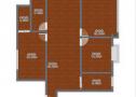 金川花园 3室 2厅 2卫